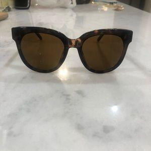 J Crew It Tortoise Sunglasses